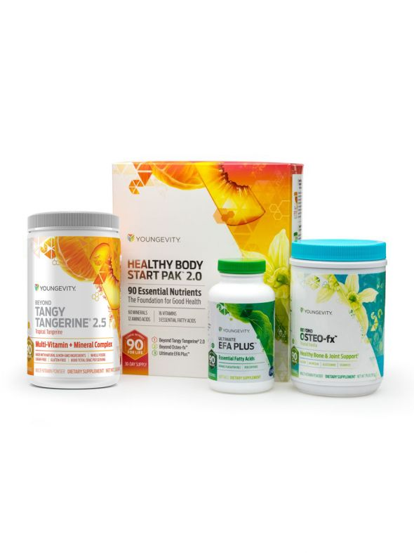 Healthy Body Start Pak&trade 2.5