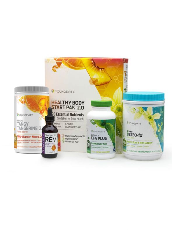 Healthy Body Weight Loss Pak™ 2.5