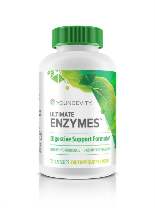 Ultimate Enzymes® - 120 capsules