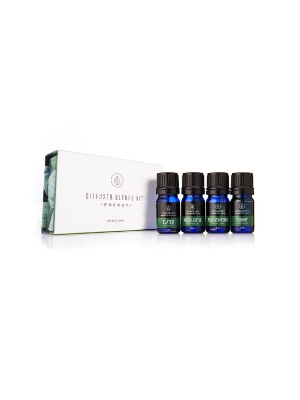 Energy Diffuser Blend Kit