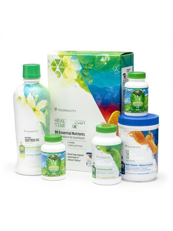 Healthy Body Digestion Pak™ - Original