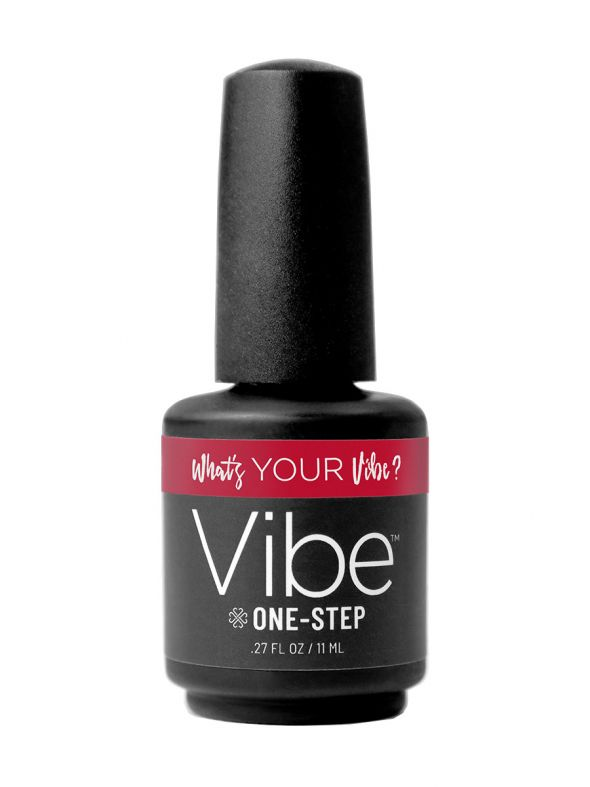 Morrocan Red - Vibe One-Step Gel