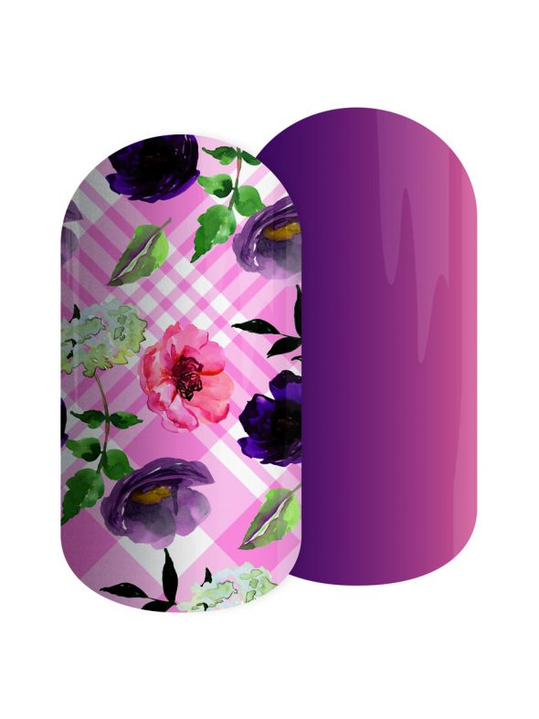 Flowers For Her - Lacquer Strip