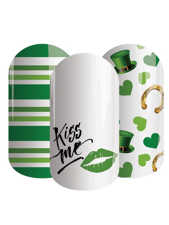 Kiss Me Irish - Lacquer Strip