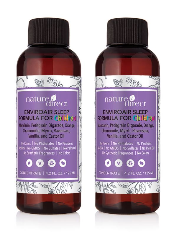 Nature Direct EnviroAir™ Sleep Formula for Children Concentrate Bundle