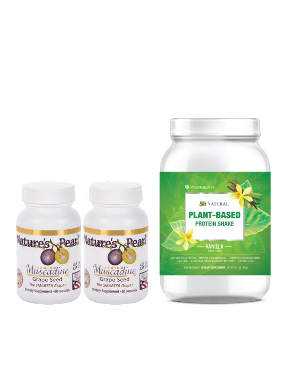M20™ Sta-Natural Plant-Based Nutrition Pack