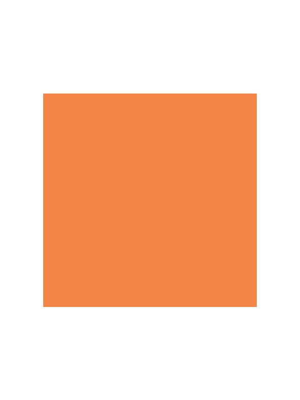 Orangesicle Solid Core Cardstock