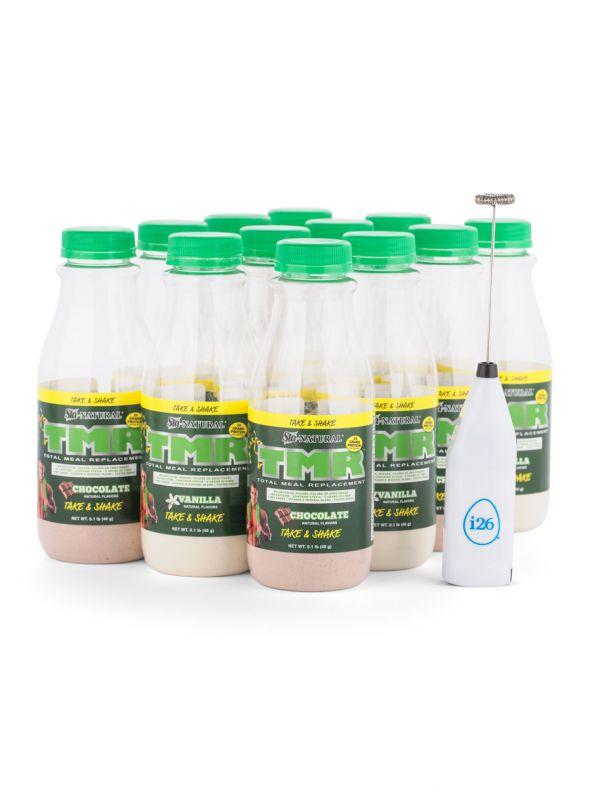 TMR Take and Shake - 12 Pack Vanilla