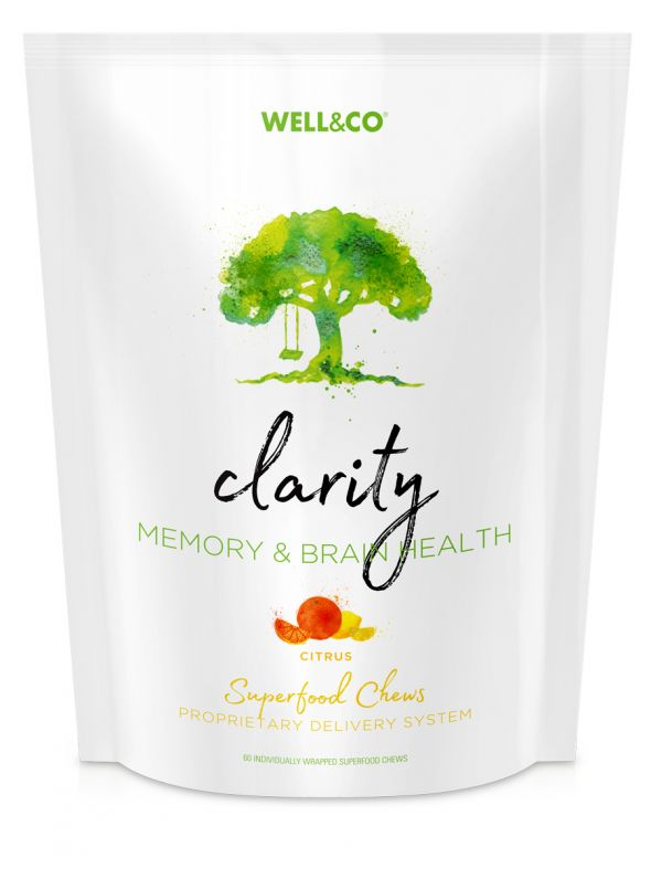 Clarity 60 Superfood Chews